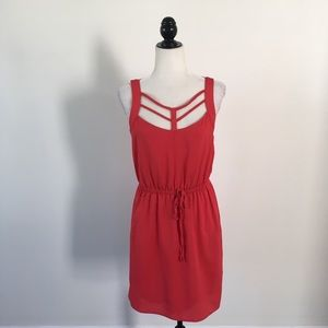 BeBop Red Dress